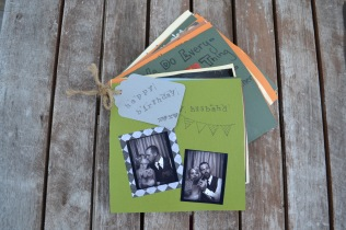 scrapbook love note