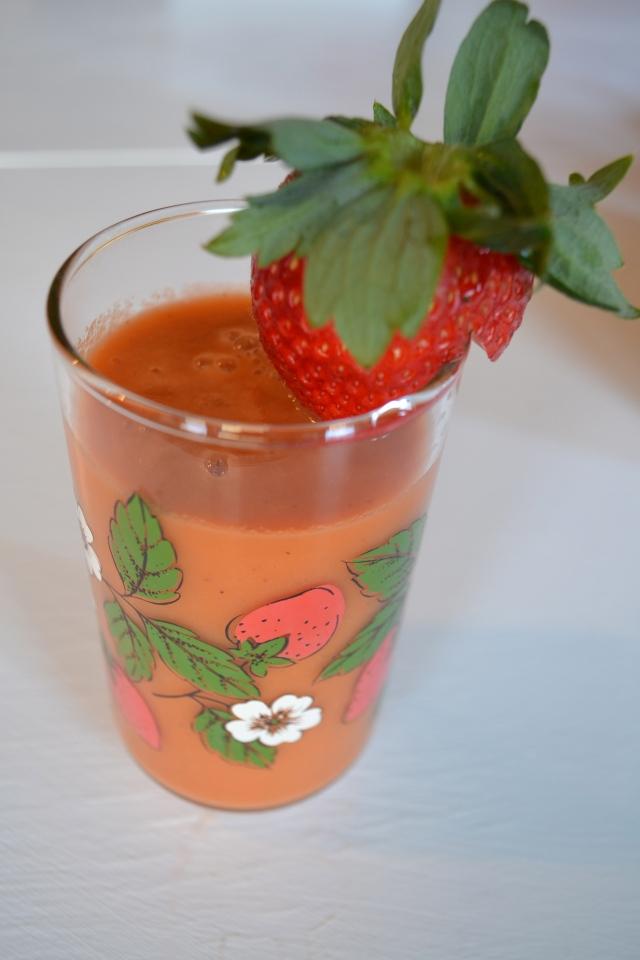apple carrot juice