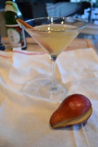 asian pear martini